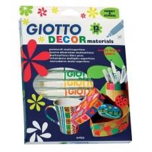 Giotto decor materials