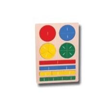 Puzzles Fracciones