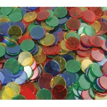 Bote Monedas Mezcla Colores
