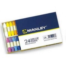 Ceras Manley estuche 24c