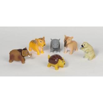 Set de 6 animalitos