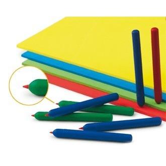 Punzones punta plástico (25 unidades)
