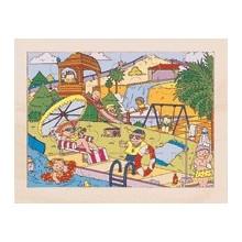 Puzzle Parque Acuático