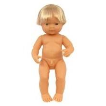 Muñeco europeo 40 cm