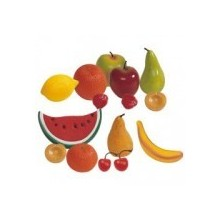 Frutas (bote de 15)