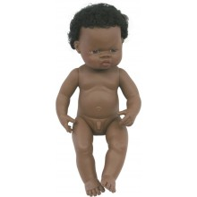 Muñeco africano 40 cm