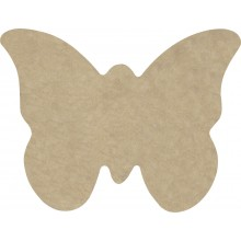 Pack 4 formas mariposa
