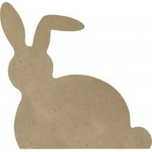 Pack 4 formas conejo