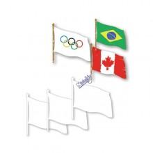 Pack 32 Banderas