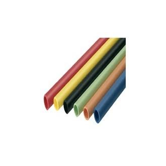 Bobina papel verjurado de color