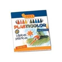 Plasticolor estuche 12c