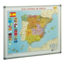 Mapa España (Mod 1) 72 x 93 cm