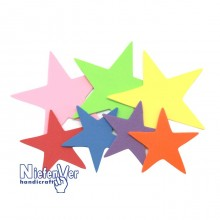 Estrellas de Caucho Eva