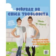Disfraz de Chica Troglodita
