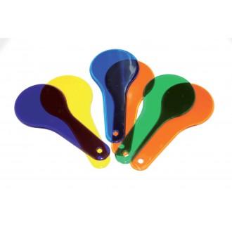 Lupas Mezcla Colores
