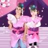 Disfraz Kimono Chica