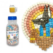 Mosaico Antiguo 5x5mm