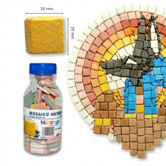 Mosaico Antiguo 20x20mm