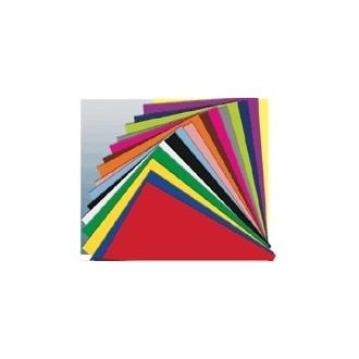 Cartulina colores claros (10 pliegos)