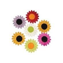 35 Flores Decorativas Surtidas Mod.1