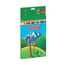 Estuche lapiceros 24 colores Alpino