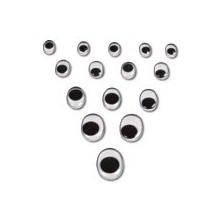 Bolsa 100 ojos 10 mm