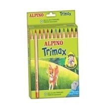 Estuche lapiceros 12 colores Trimax