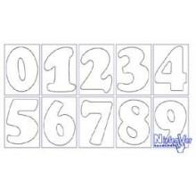 Cartones números