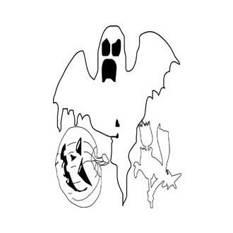Cartones A-3 Halloween