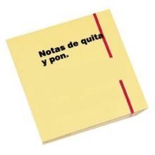 Notas quita y pon (12 Tacos 76 x 127)