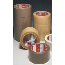 Cinta de embalar marrón (6 unidades)