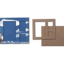 Pack 5 Bodegón 22.5x20 cm