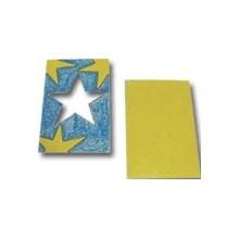Pack 5 Marco Estrella 9x9 cm