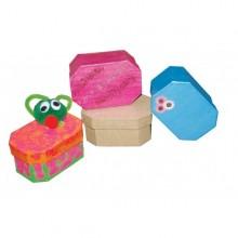 Pack de 10 cajas Octogonales