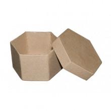 Pack de 10 cajas Hexagonales