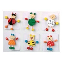 Broches (Set 24 Broches)