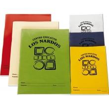 Cuaderno Alto Brillo Personalizado