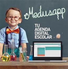 Agenda Escolar Móvil Medusapp